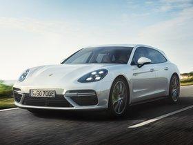 Ver foto 3 de Porsche Panamera Turbo S e-Hybrid Sport Turismo 971 2017