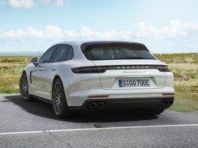 Ver foto 2 de Porsche Panamera Turbo S e-Hybrid Sport Turismo 971 2017