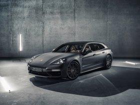 Ver foto 10 de Porsche Panamera Sport Turismo Turbo 2017