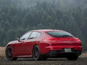 Ver foto 2 de Porsche Panamera Turbo USA 2013
