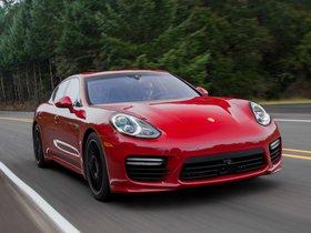 Fotos de Porsche Panamera Turbo USA 2013