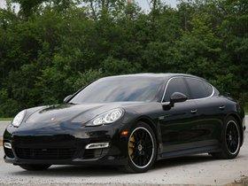 Ver foto 8 de Porsche Switzer Panamera Turbo 2011