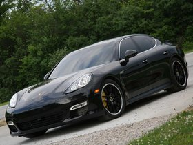 Ver foto 6 de Porsche Switzer Panamera Turbo 2011