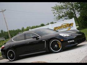 Ver foto 4 de Porsche Switzer Panamera Turbo 2011