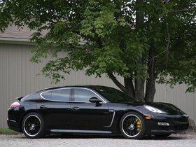 Ver foto 3 de Porsche Switzer Panamera Turbo 2011