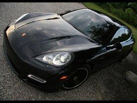 Fotos de Porsche Switzer Panamera Turbo 2011