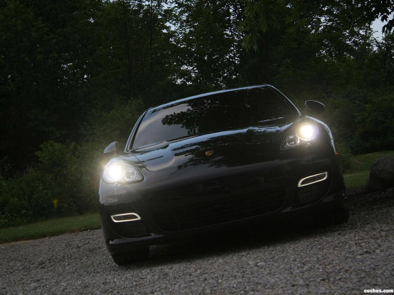Foto 6 de Porsche Switzer Panamera Turbo 2011