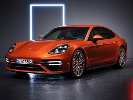 Porsche Panamera Aut.