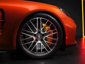 Ver foto 11 de Porsche Panamera Turbo S 2021