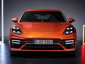 Ver foto 2 de Porsche Panamera Turbo S 2021