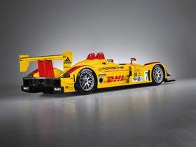 Ver foto 11 de Porsche RS Spyder 2008