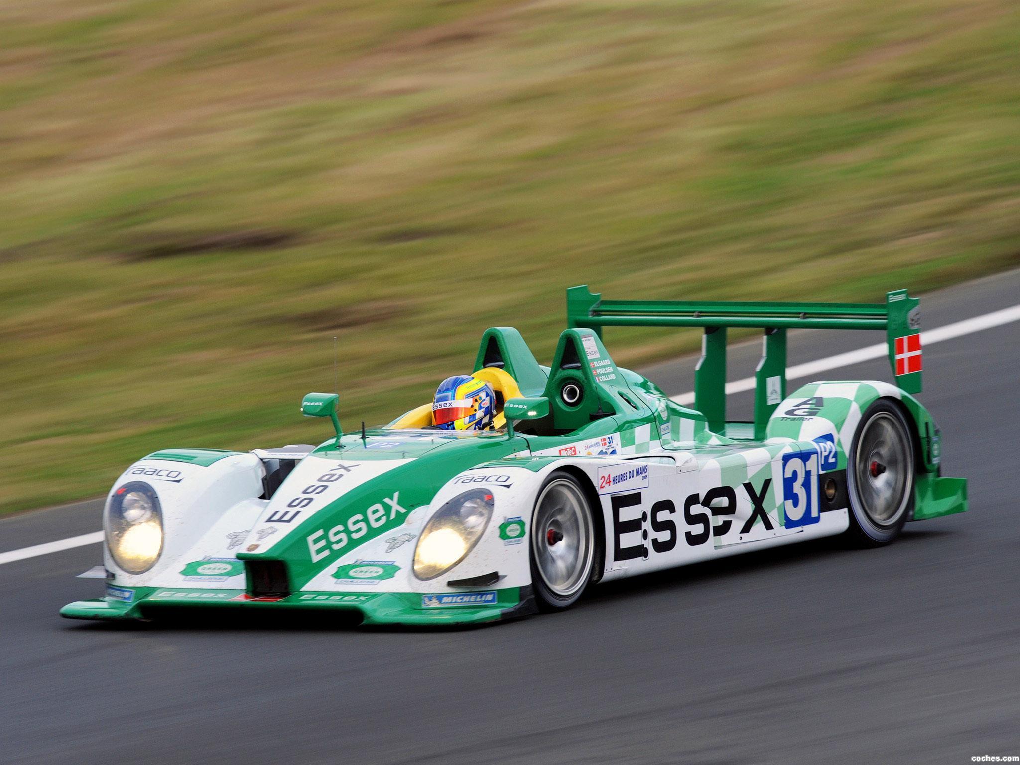 Foto 0 de Porsche RS Spyder 2008