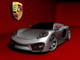 Ver foto 11 de Porsche Supercar Design Concept 2009 by Emil Baddal