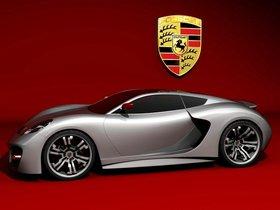 Ver foto 10 de Porsche Supercar Design Concept 2009 by Emil Baddal