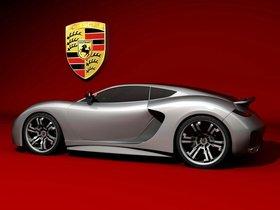 Ver foto 9 de Porsche Supercar Design Concept 2009 by Emil Baddal