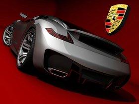 Ver foto 8 de Porsche Supercar Design Concept 2009 by Emil Baddal