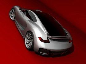 Ver foto 7 de Porsche Supercar Design Concept 2009 by Emil Baddal