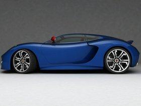 Ver foto 5 de Porsche Supercar Design Concept 2009 by Emil Baddal
