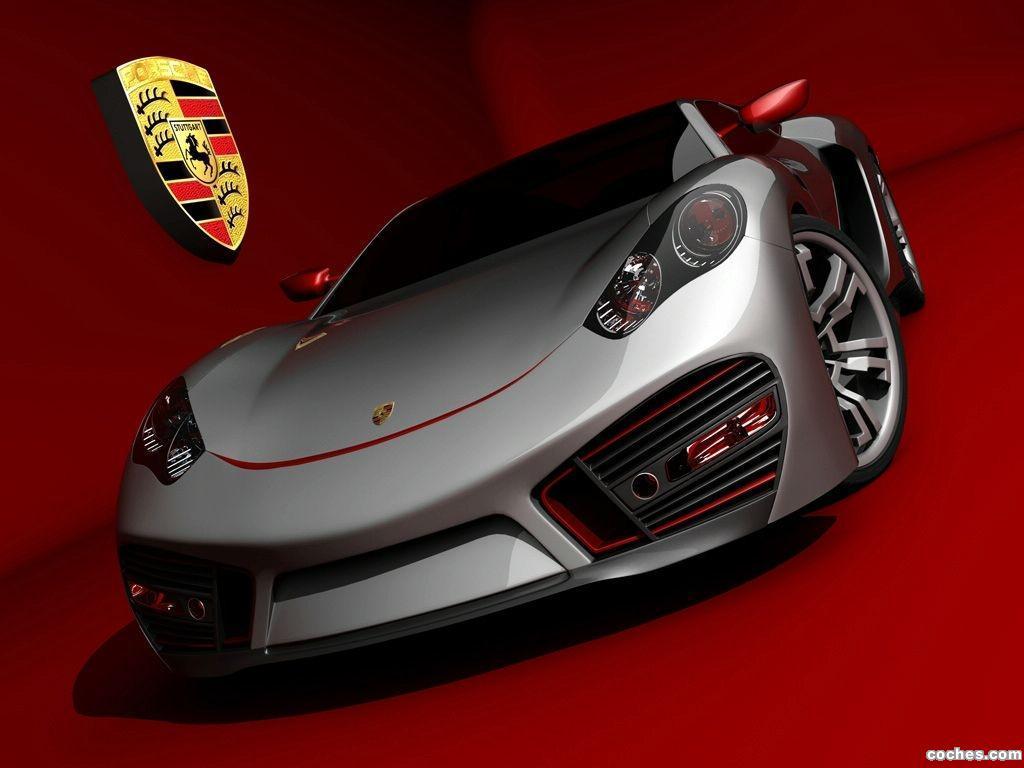 Foto 0 de Porsche Supercar Design Concept 2009 by Emil Baddal