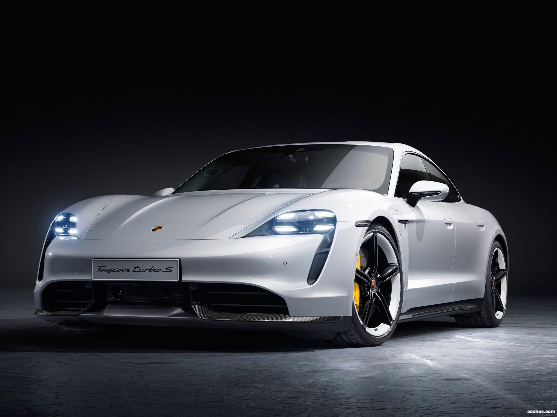 Foto 8 de Porsche Taycan Turbo S 2019