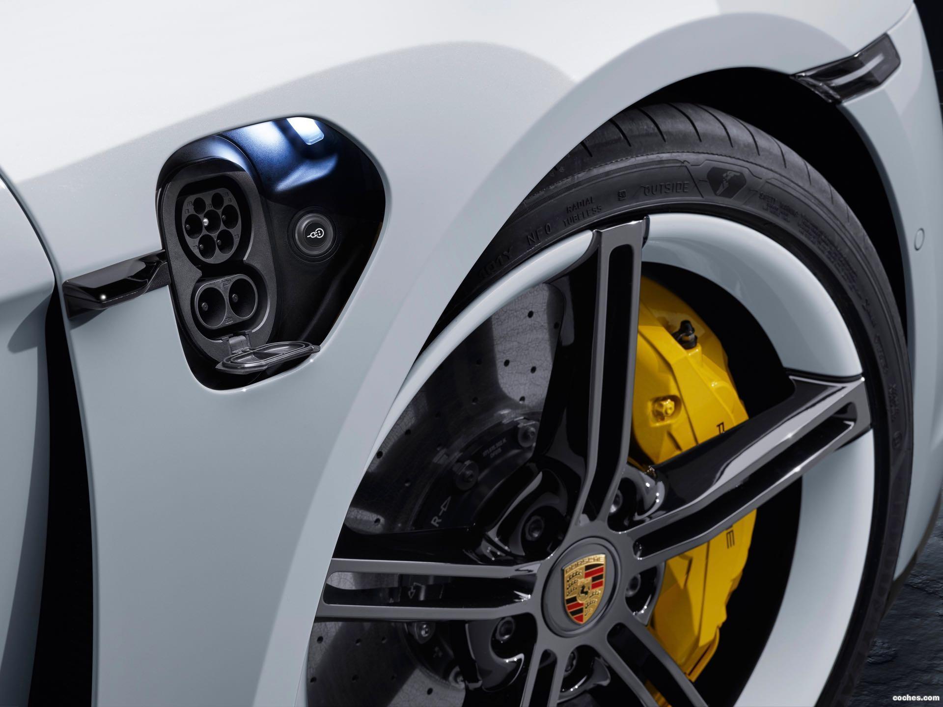 Foto 9 de Porsche Taycan Turbo S 2019