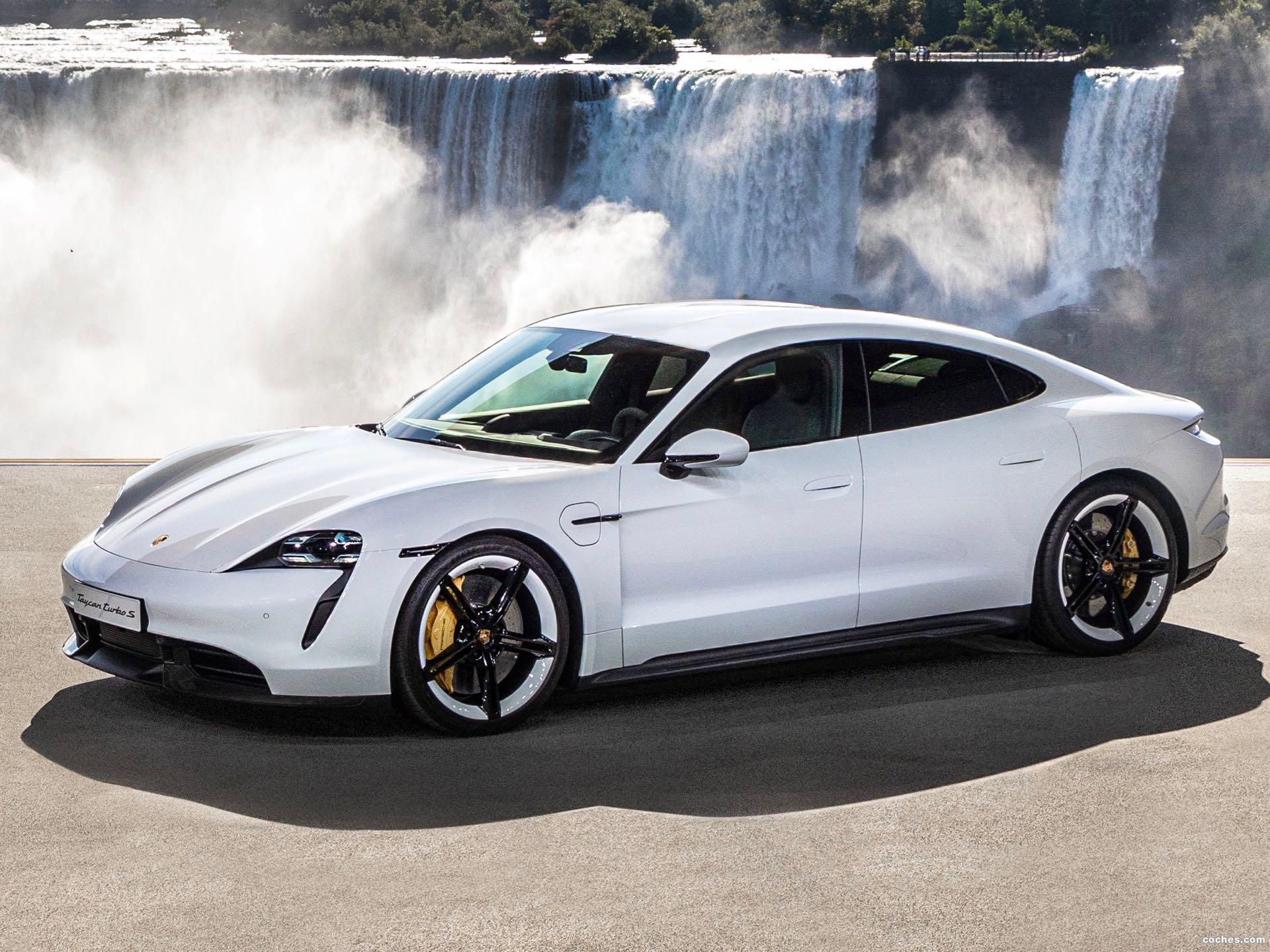 Foto 10 de Porsche Taycan Turbo S 2019