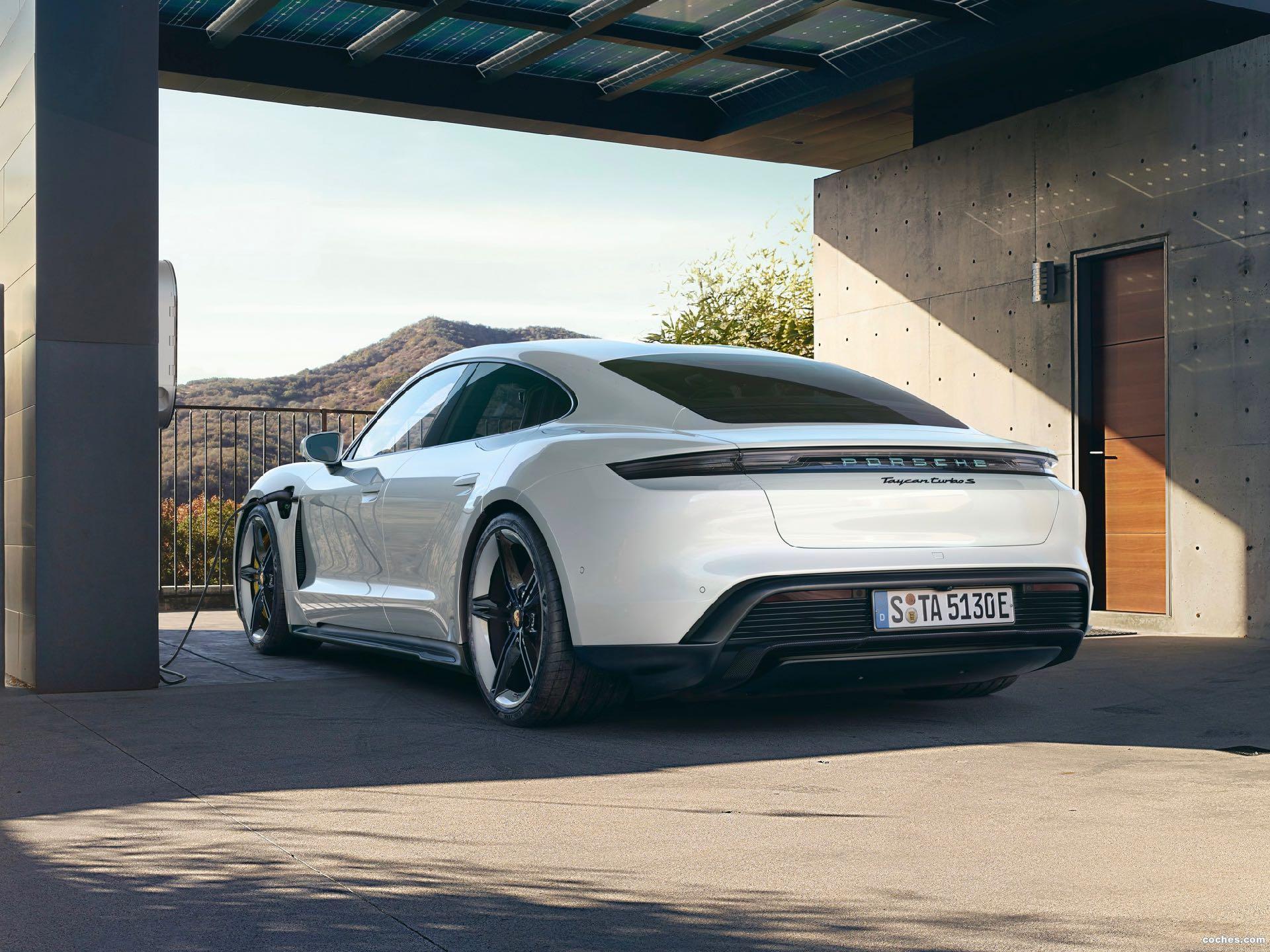 Foto 5 de Porsche Taycan Turbo S 2019