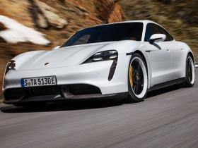 Ver foto 3 de Porsche Taycan Turbo S 2019