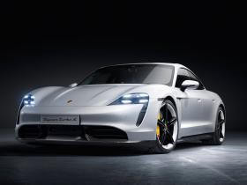 Ver foto 9 de Porsche Taycan Turbo S 2019