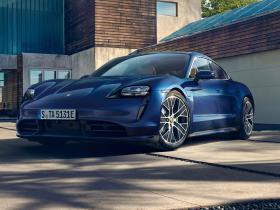 Ver foto 3 de Porsche Taycan Turbo 2019