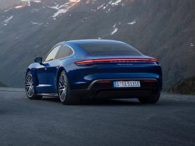 Ver foto 2 de Porsche Taycan Turbo 2019
