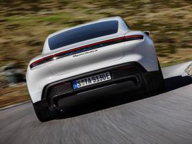Ver foto 5 de Porsche Taycan Turbo S 2019