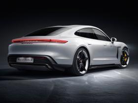 Ver foto 15 de Porsche Taycan Turbo S 2019