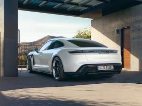 Ver foto 6 de Porsche Taycan Turbo S 2019