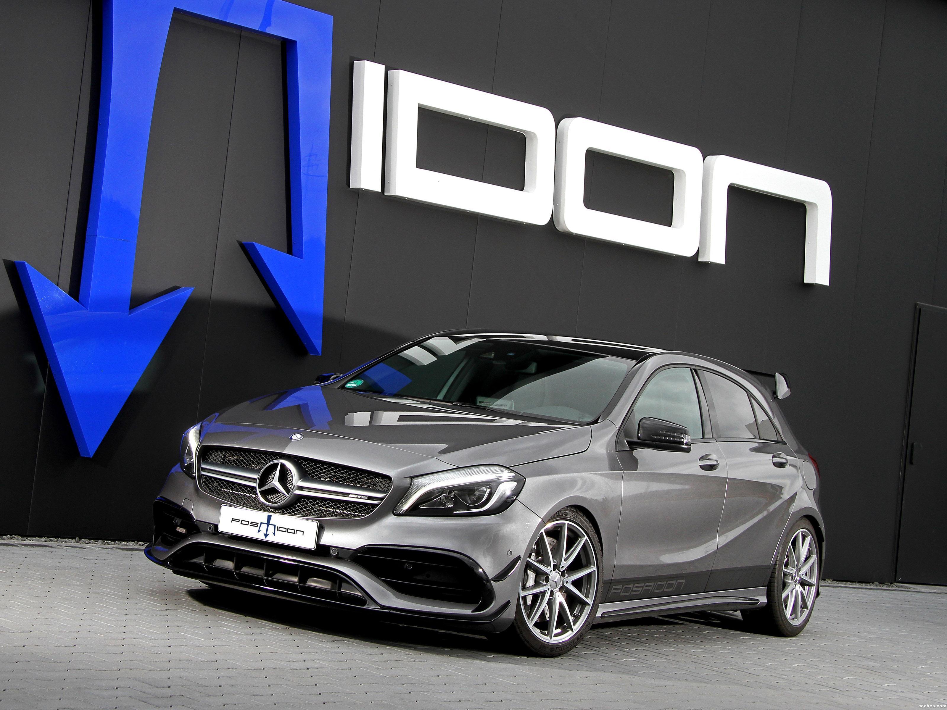 Foto 0 de Posaidon Mercedes-AMG A45 RS 485 W176 2018