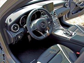 Ver foto 5 de Mercedes Posaidon AMG C63 Estate S205 2015