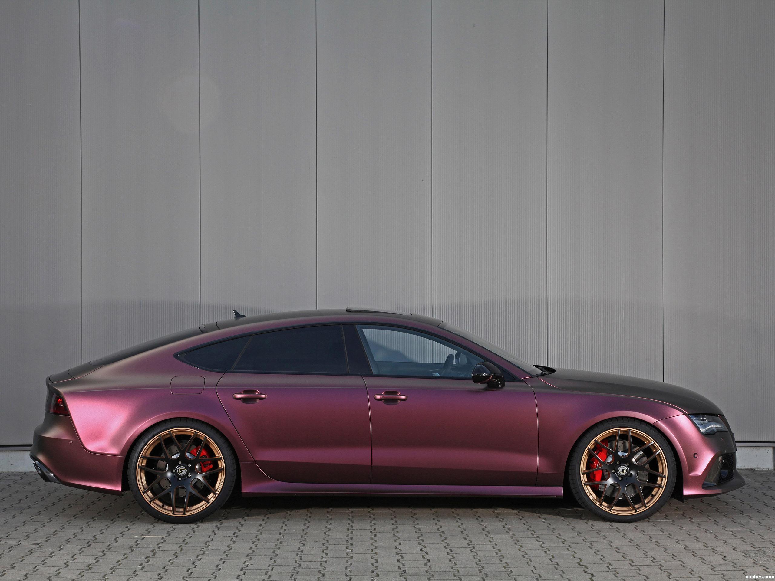 Foto 7 de PP-performance Audi RS7 2016
