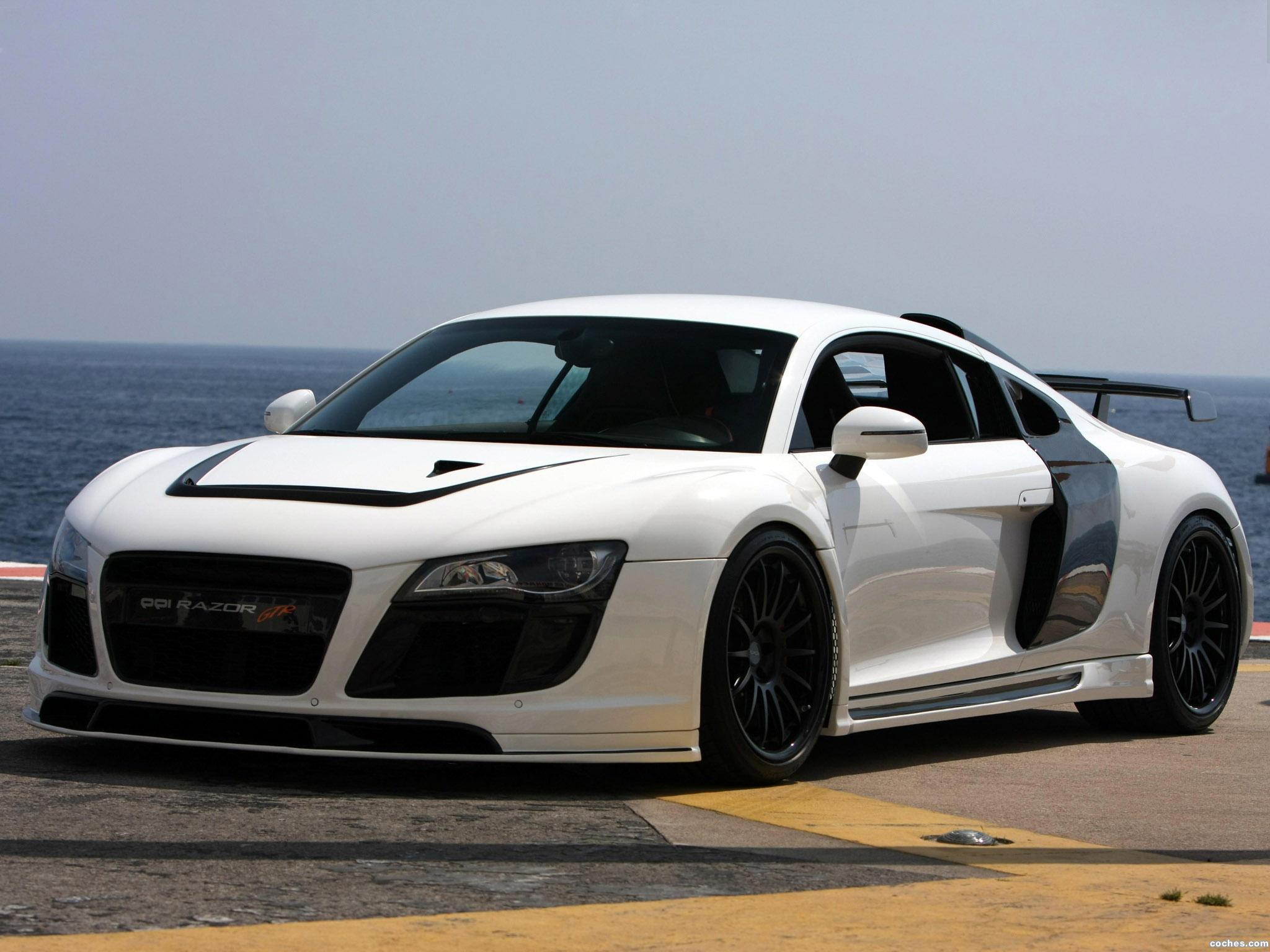 Foto 18 de PPI Automotive Audi R8 Razor GTR 2009