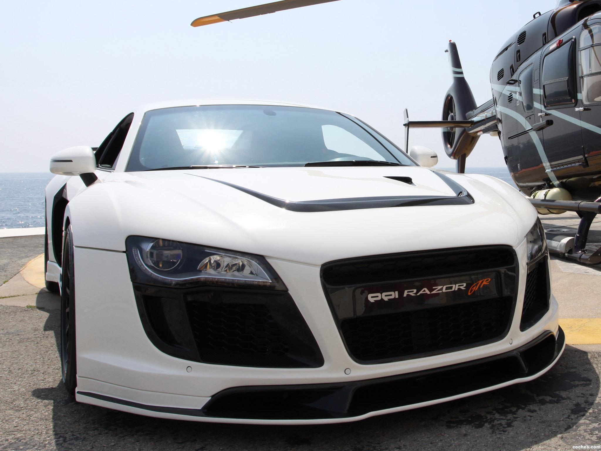 Foto 0 de PPI Automotive Audi R8 Razor GTR 2009