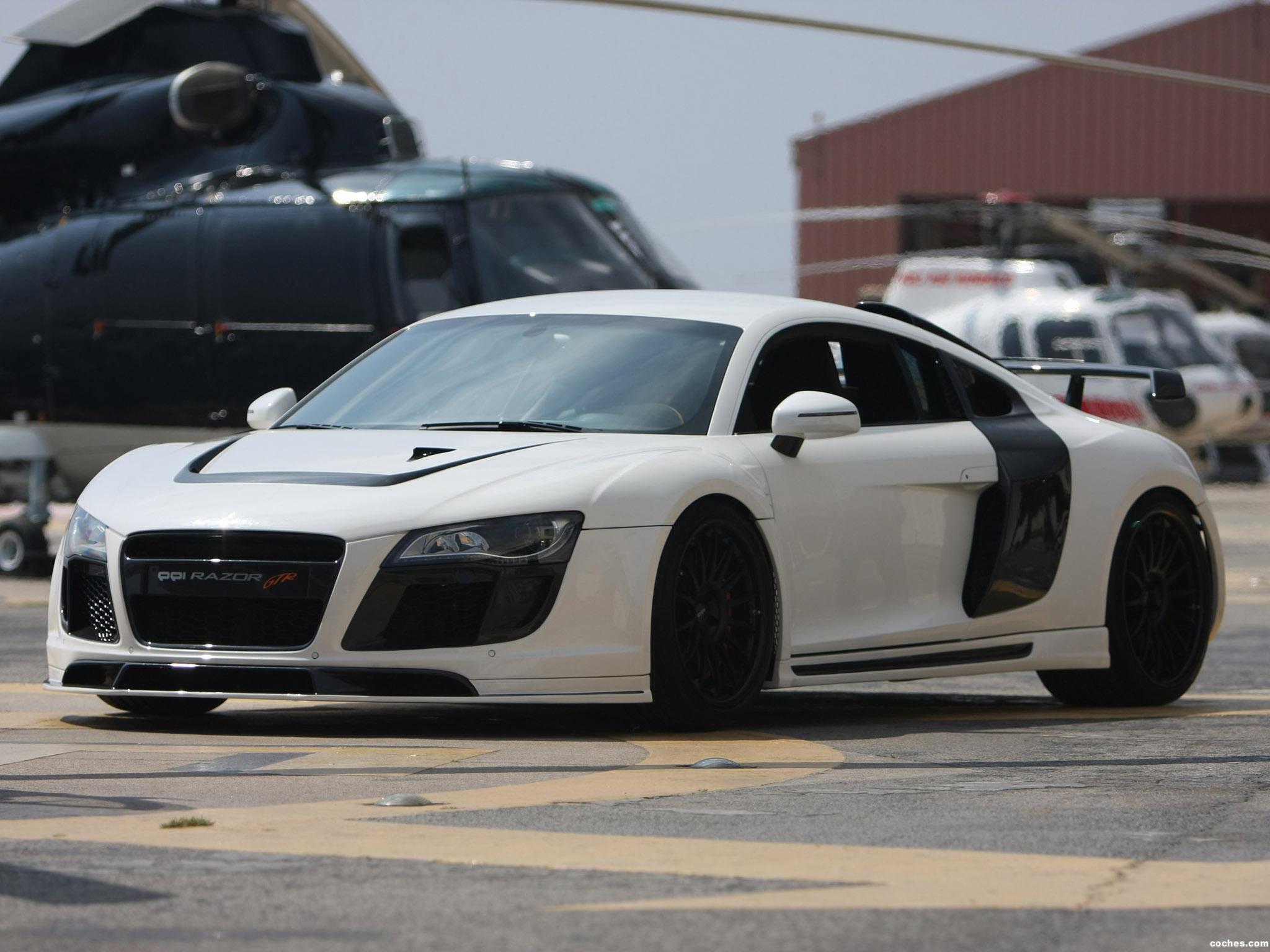 Foto 13 de PPI Automotive Audi R8 Razor GTR 2009