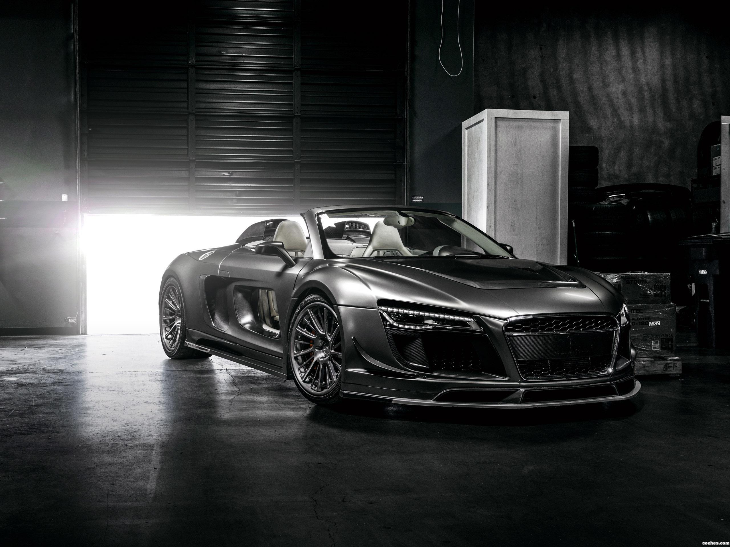 Foto 0 de PPI Audi R8 Razor GTR Spyder 2014