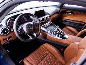 Ver foto 9 de Prior-Design Mercedes AMG GT RSR C190 2016