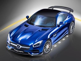 Fotos de Prior-Design Mercedes AMG GT RSR C190 2016