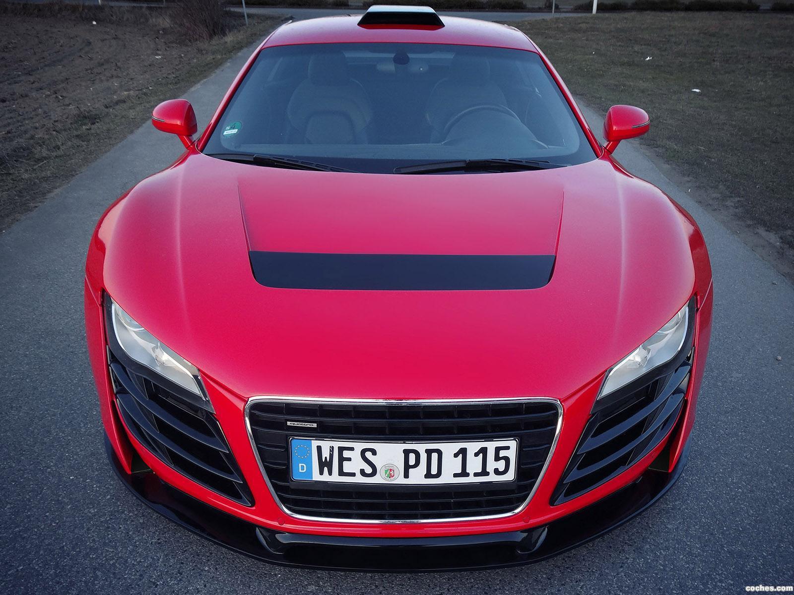 Foto 0 de Prior Design Audi R8 GT850 2013