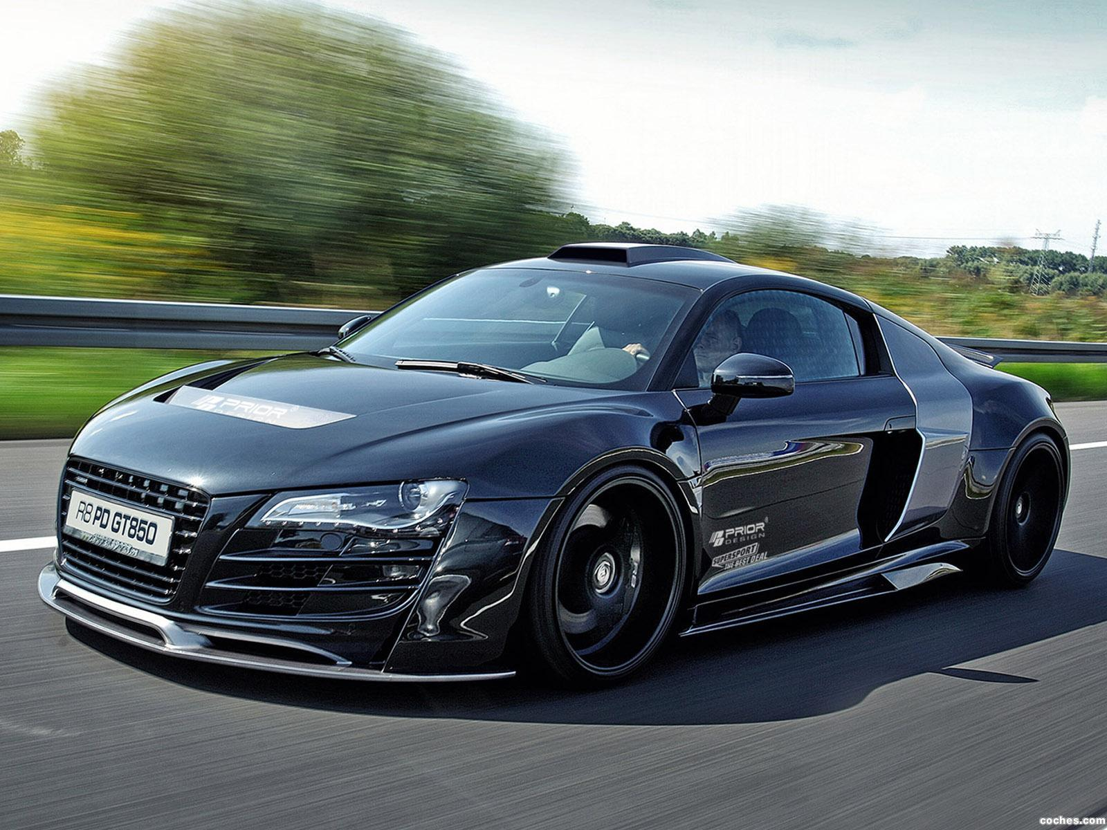 Foto 0 de Prior Design Audi R8 PD GT850 2013