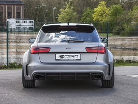 Ver foto 17 de Prior-Design Audi RS6 Avant Widebody Aerodynamic Kit 2016