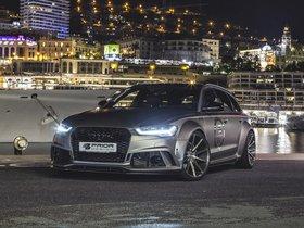 Ver foto 5 de Prior-Design Audi RS6 Avant Widebody Aerodynamic Kit 2016