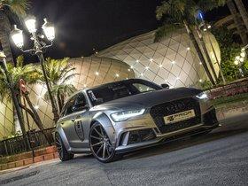 Ver foto 4 de Prior-Design Audi RS6 Avant Widebody Aerodynamic Kit 2016