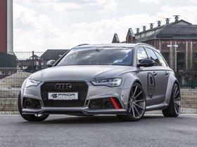 Ver foto 13 de Prior-Design Audi RS6 Avant Widebody Aerodynamic Kit 2016