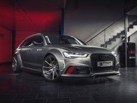 Ver foto 12 de Prior-Design Audi RS6 Avant Widebody Aerodynamic Kit 2016